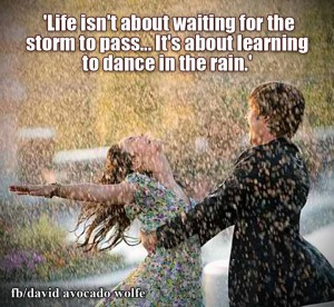 dance in the rain david wolf photos